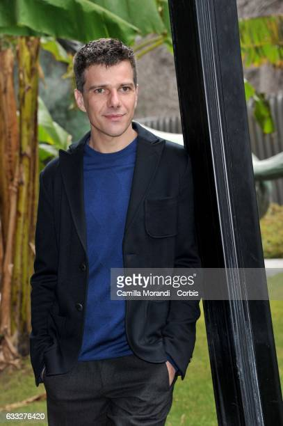 Domenico Diele attends a photocall for 'C'Era Una Volta Studio 1' on February 1 2017 in Rome Italy