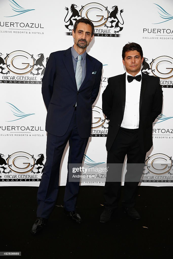 Puerto Azul Experience: Arrivals - The 67th Annual Cannes Film Festival