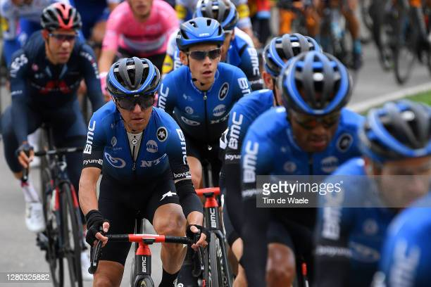 Domenico Pozzovivo of Italy and NTT Pro Cycling Team / during the 103rd Giro d'Italia 2020 - Stage Twelve a 204km stage from Cesenatico to Cesenatico...