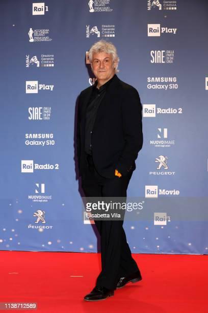 Domenico Procacci attends the 64 David Di Donatello awards on March 27 2019 in Rome Italy
