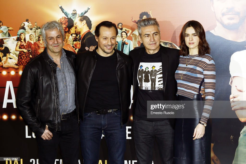 Made In Italy Photocall In Rome