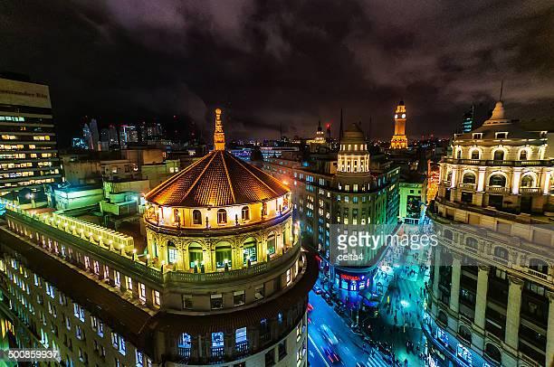 Domes and lights