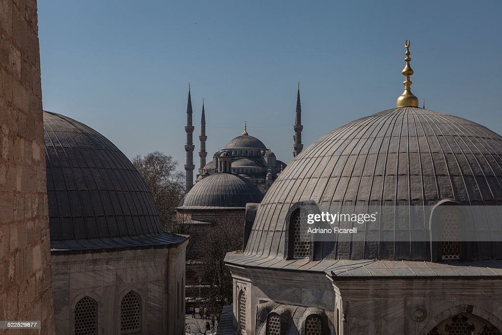 Domes and minarets : Stock-Foto