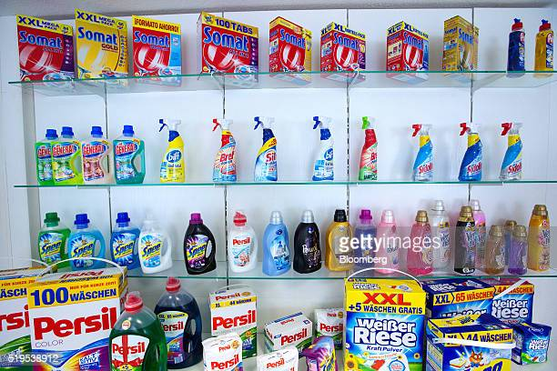 henkel kgaa detergents division case 9 Henkel has to decide whether to replace its strong local detergent brands in italy and spain with its leading international brand, persil it faces p.