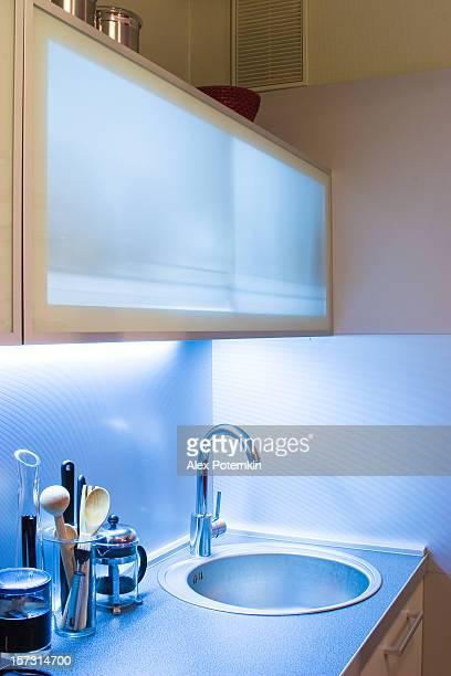 Domestic Kitchen modern interior