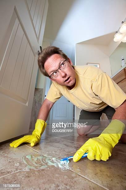 Domestic Mann