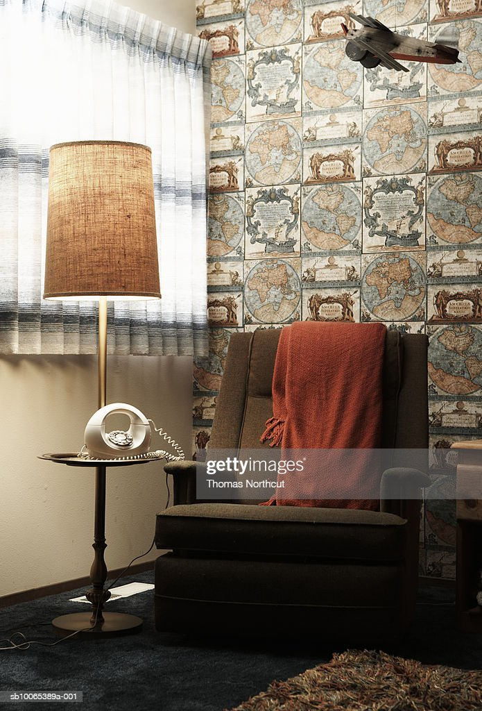 Domestic room : Foto stock