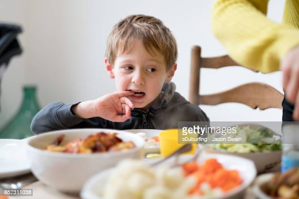 domestic scenes at family lunch - s0ulsurfing stock pictures, royalty-free photos & images