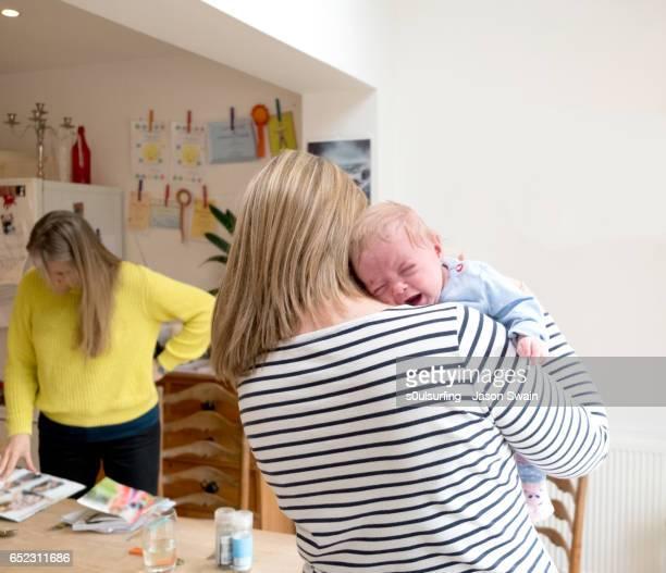 domestic scenes at family lunch - s0ulsurfing stockfoto's en -beelden