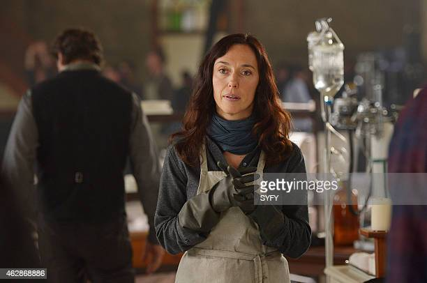 HELIX 'M Domestica' Episode 206 Pictured Severn Thompson as Sister Anne