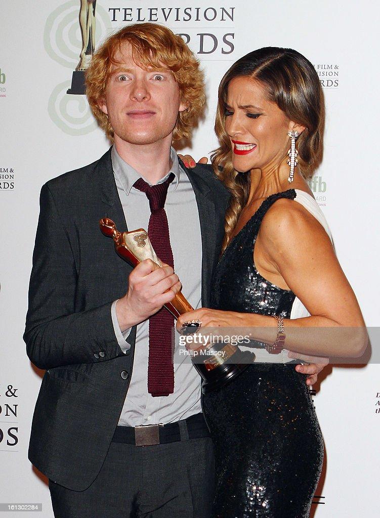 Irish Film And Television Awards - Press Room