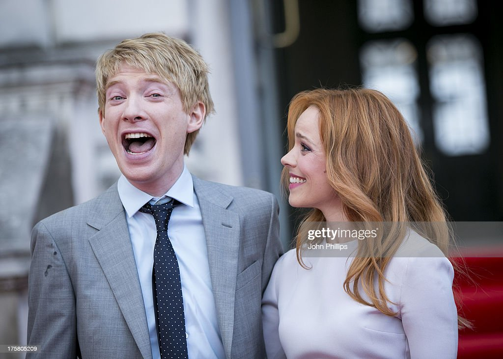 About Time - World Premiere : News Photo