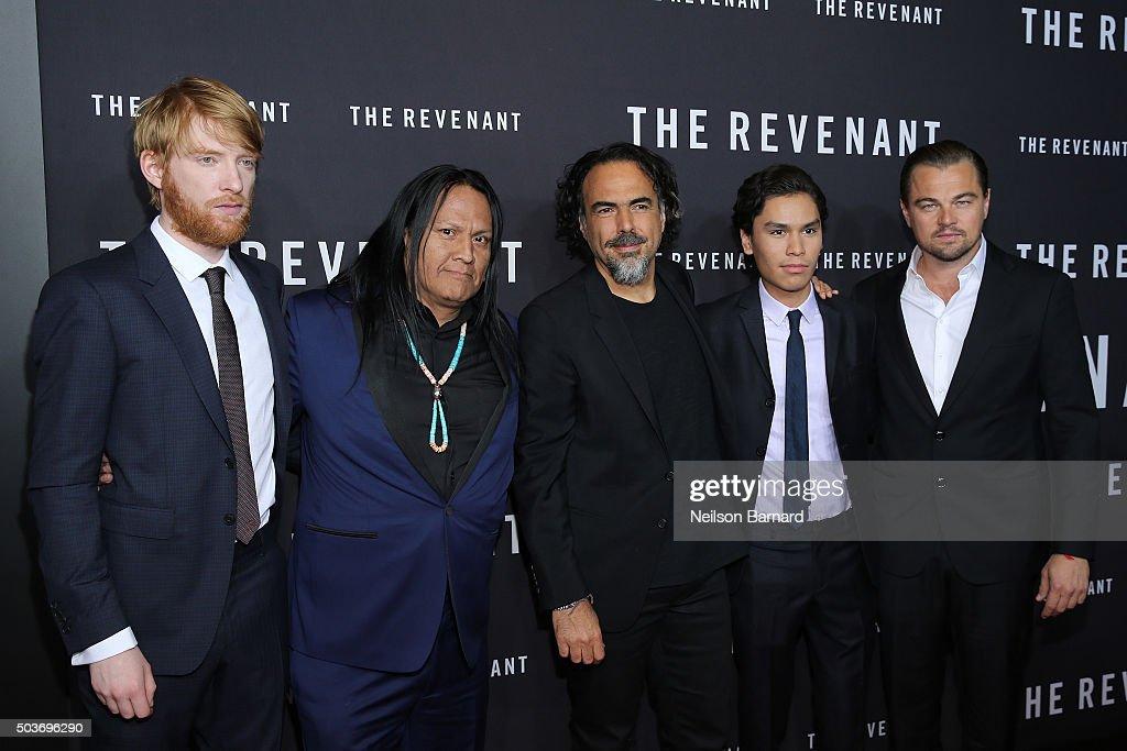 """The Revenant"" New York Special Screening"