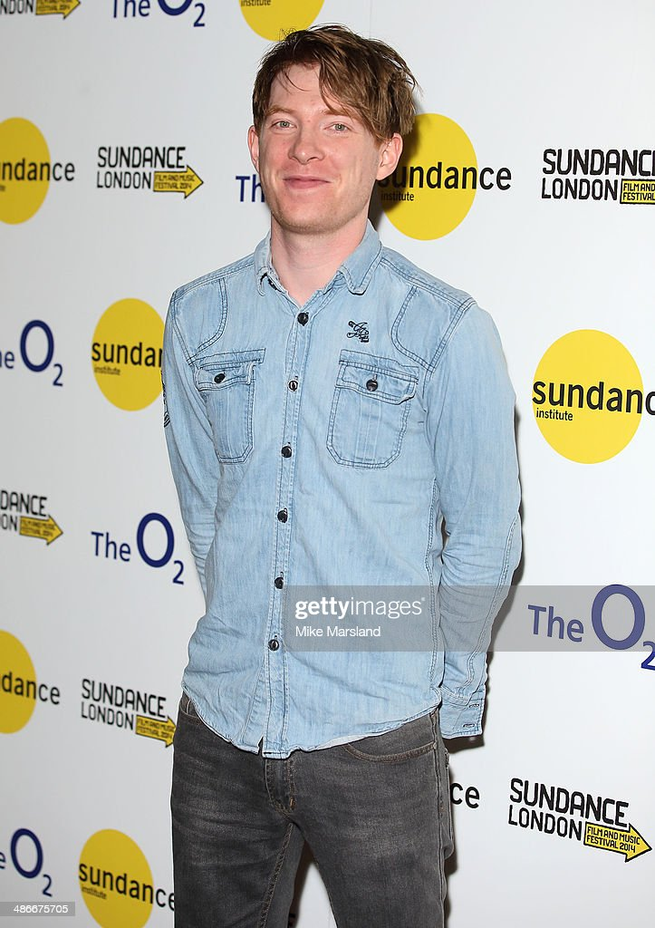 """Frank"" Premiere: Sundance London - Red Carpet Arrivals"