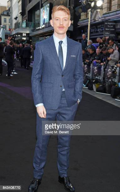 Domhnall Gleeson attends the UK Premiere of Mother at Odeon Leicester Square on September 6 2017 in London England
