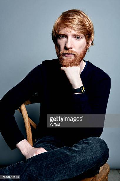 Domhnall Gleeson is photographed at the Toronto Film Festival for Variety on September 12 2015 in Toronto Ontario Published Image
