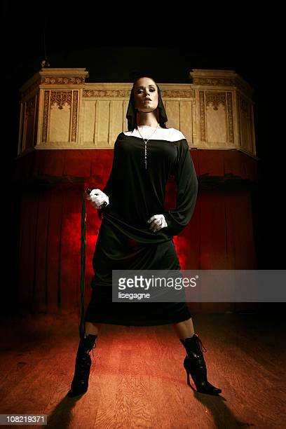 Dominatrix Nun