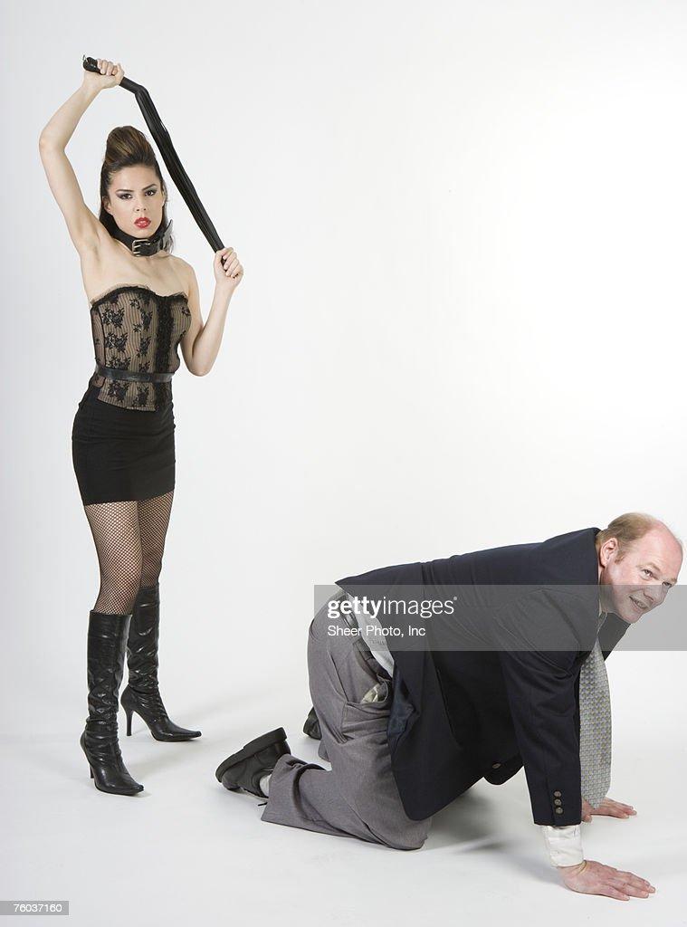Bondage photos ass whipping
