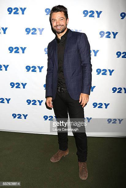 Dominc Cooper attends a screening of Preacher at 92nd Street Y on May 19 2016 in New York City