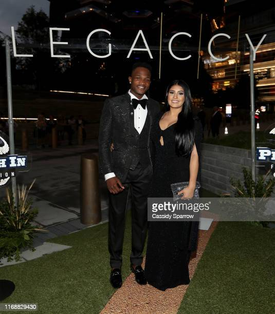 Domingo German attends The LegaCCy Gala at The Shed on September 16 2019 in New York City