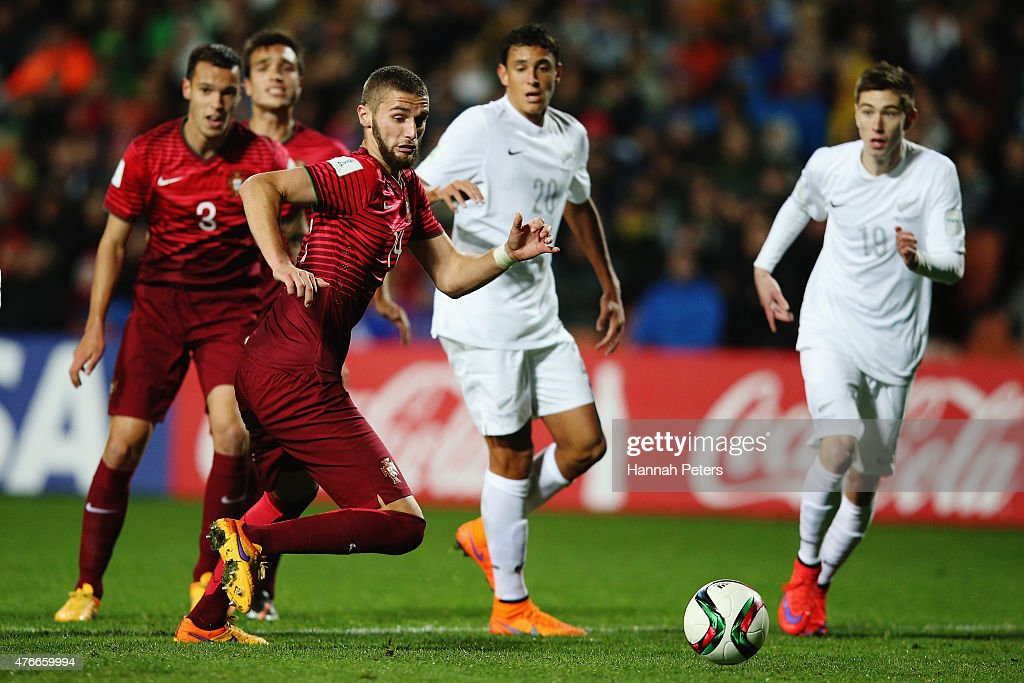 Portugal v New Zealand: Round of 16 - FIFA U-20 World Cup New Zealand 2015 : News Photo