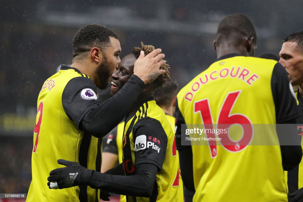 Watford FC v Cardiff City - Premier League : News Photo
