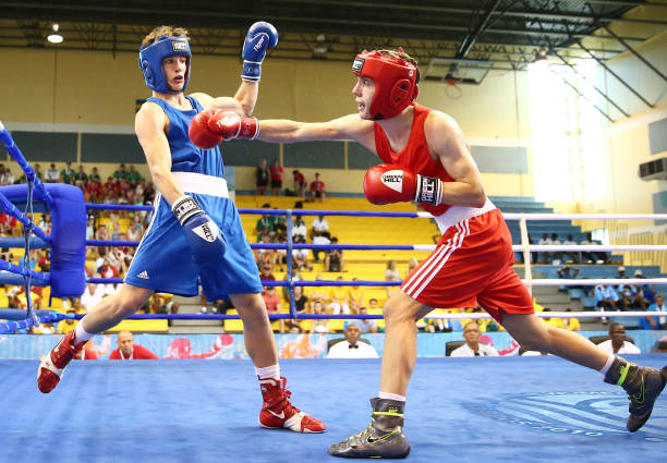 BHS: 2017 Youth Commonwealth Games - Boxing