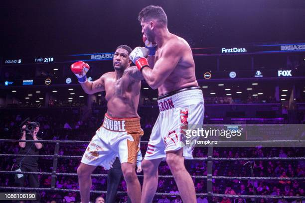 Dominic Breazeale Bilder Und Fotos Getty Images