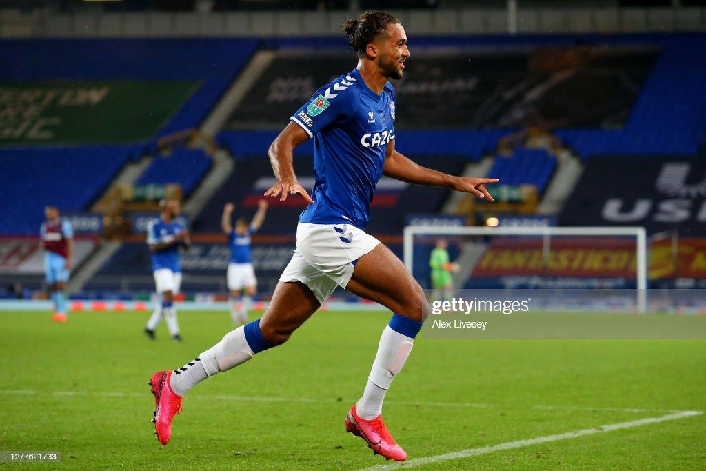 Everton v West Ham United - Carabao Cup Fourth Round : ニュース写真