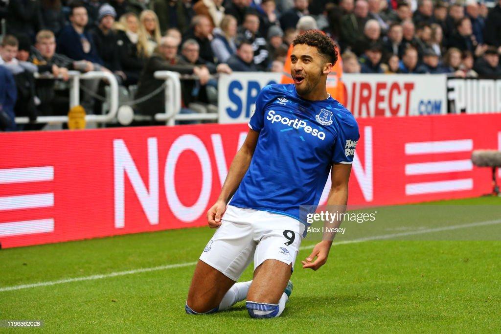 Newcastle United v Everton FC - Premier League : ニュース写真