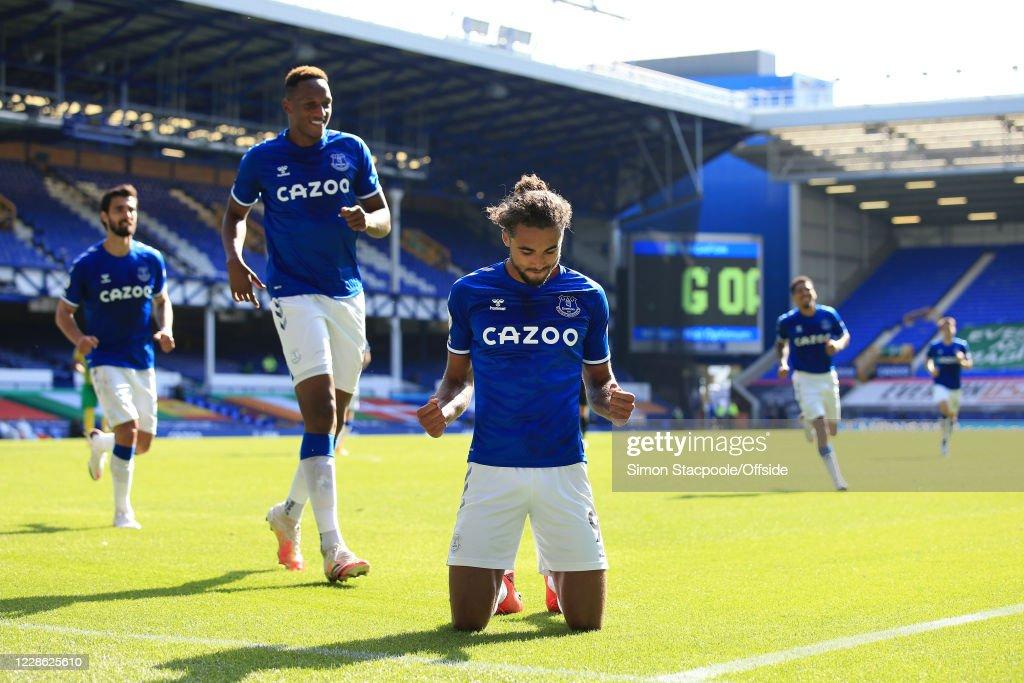 Everton v West Bromwich Albion - Premier League : Nyhetsfoto