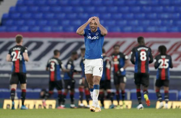 GBR: Everton v Crystal Palace - Premier League