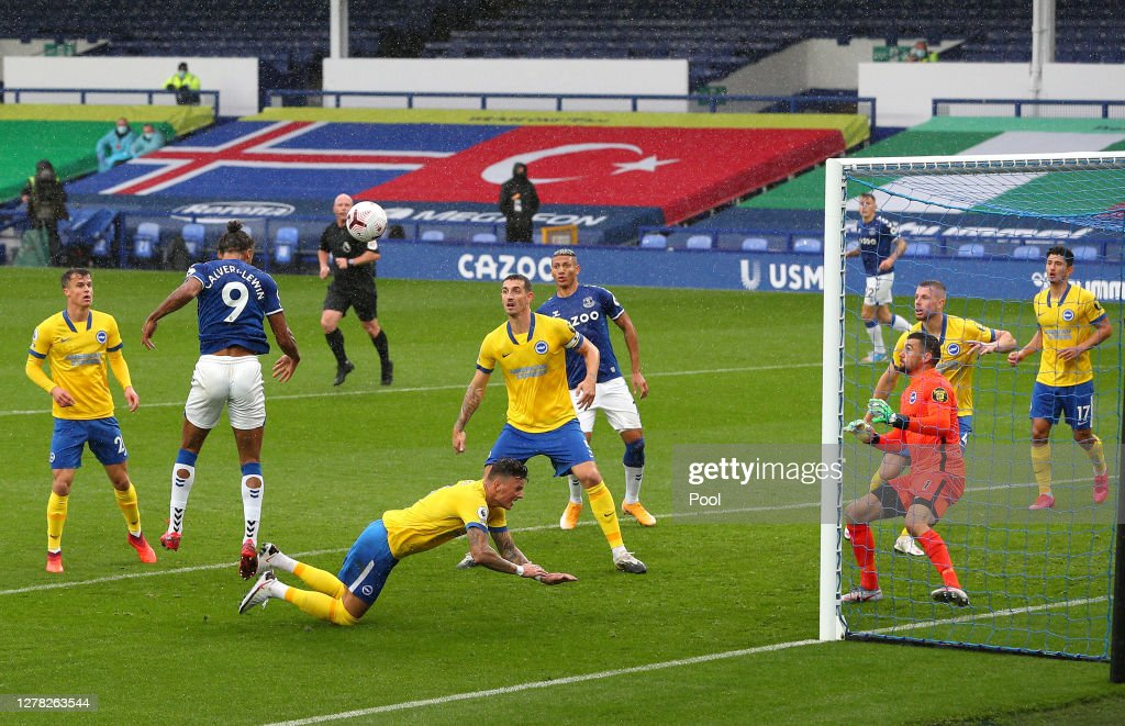 Everton v Brighton & Hove Albion - Premier League : News Photo