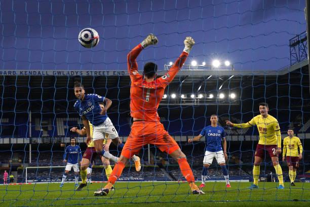 GBR: Everton v Burnley - Premier League