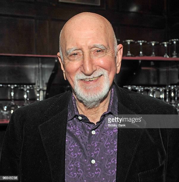 Dominic Chianese attends The Last New Yorker New York premiere at New York Friars Club on February 9 2010 in New York City
