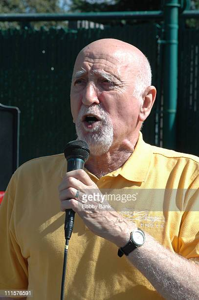 Dominic Chianese during 2006 Tony Darrow Celebrity Golf Tournament to Benefit United Cerebral Palsy of New York City at Montammy Golf Club in Alpine...