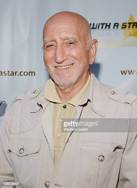 Dominic Chianese during ChatWithAStarcom Unveils the World's First Blogmobile at The 40/40 Club in New York New York United States