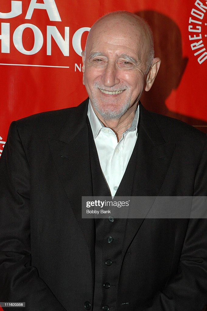 Dominic Chianese during Directors Guild of America Honors David Chase - Arrivals - October 12, 2006 at DGA Building in New York City, New York, United States.