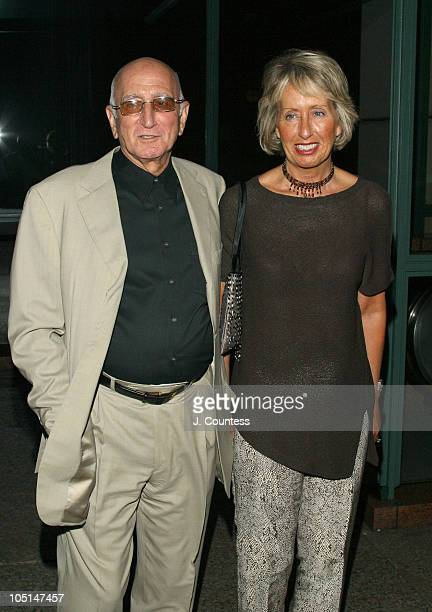 Dominic Chianese during Special Screening of The Secret Lives of Dentists at Walter Reade Theater at Lincoln Center in New York New York United States
