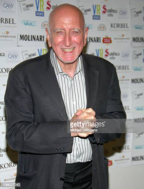 Dominic Chianese during The Great New Wonderful Red Carpet Premiere at Angelika Theatre in New York City New York United States