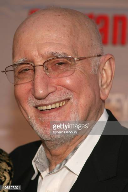 Dominic Chianese during The Sopranos Final Season World Premiere Arrivals at Radio City Music Hall in New York City New York United States