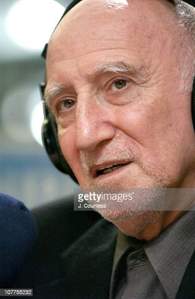 Dominic Chianese during The Wiseguy Show KickOff Event And Dinner Celebration at Il Cortile in New York City New York United States