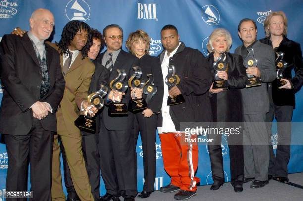 Dominic Chianese Nile Rodgers John Oates Barry Mann Cynthia Weil Timbaland Frances and Daryl Hall