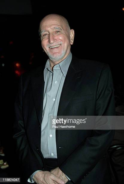 Dominic Chianese of the Soprano's during Change For Kids 6th Annual Talent Extravaganza at Studio 54 in New York City New York United States