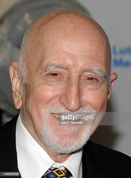 Dominic Chianese visits Lutheran Medical Center on April 23 2012 in the Brooklyn borough of New York City