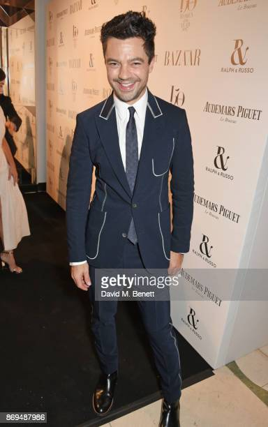 Dominic Cooper attends Harper's Bazaar Women of the Year Awards in association with Ralph Russo Audemars Piguet and MercedesBenz at Claridge's Hotel...