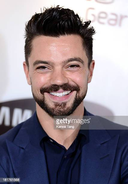 Dominic Cooper attends the launch of Samsung's Galaxy Gear and Galaxy Note 3 at ME Hotel on September 24 2013 in London England