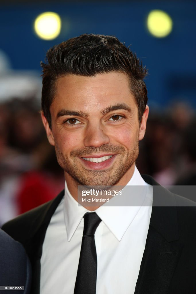Dominic Cooper attends the National Movie Awards 2010 at the Royal Festival Hall on May 26, 2010 in London, England.