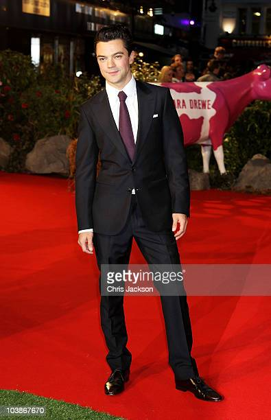Dominic Cooper attends the 'Tamara Drewe' UK film premiere in aid of The Princes Foundation at Odeon Leicester Square on September 6 2010 in London...