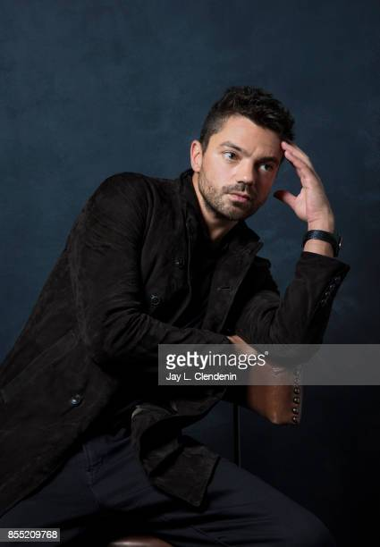 Dominic Cooper from the film 'The Escape' poses for a portrait at the 2017 Toronto International Film Festival for Los Angeles Times on September 12...